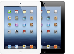 iPad met Retina display + 3G