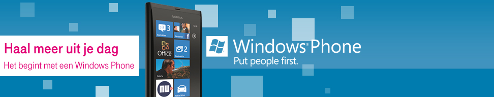Bestel een Windows Phone