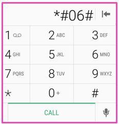 IMEI-nummer