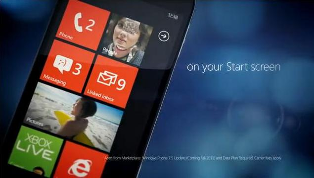 Introducing Windows Phone 7.5