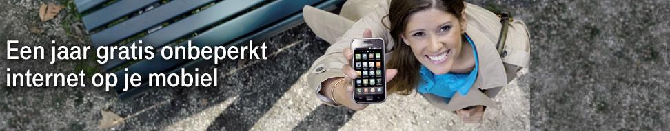 mobiel onbeperkt internet