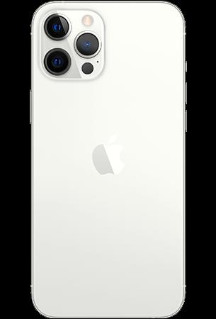 Apple iPhone 12 Pro Max Zilver