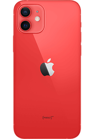 Apple iPhone 12 256GB Rood