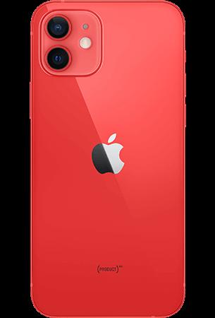 Apple iPhone 12 Rood