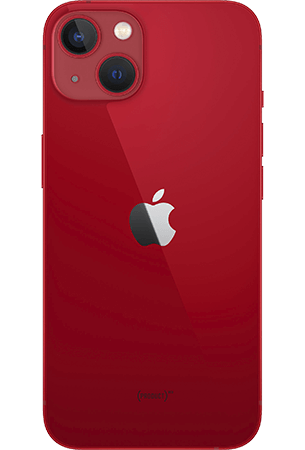 Apple iPhone 13 mini Rood