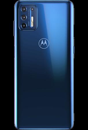 Motorola G9 plus Blauw