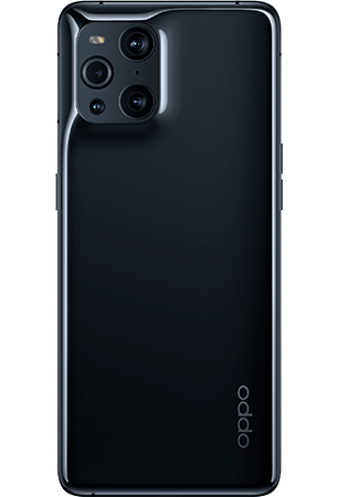OPPO Find X3 Pro Zwart
