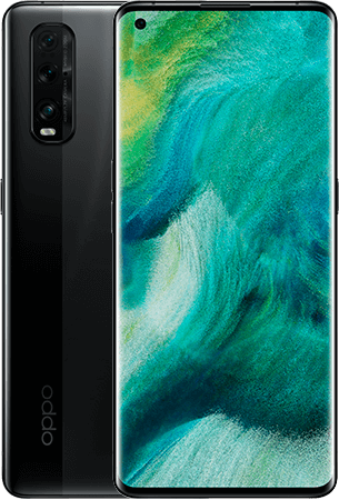 OPPO Find X2 256GB Zwart