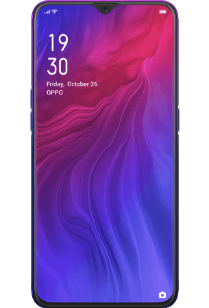 OPPO Reno Z 128GB Paars