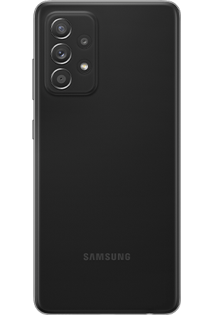 Samsung Galaxy A52 Zwart