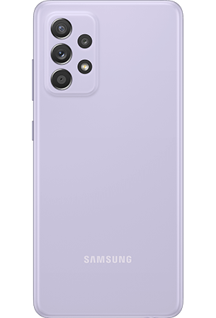 Samsung Galaxy A52s Lila