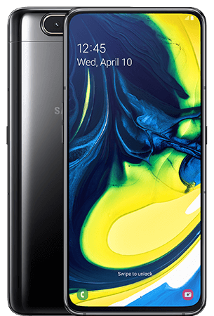 Samsung Galaxy A80 128GB Zwart