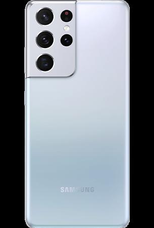 Samsung Galaxy S21 Ultra Zilver