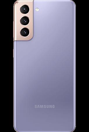 Samsung Galaxy S21 Paars