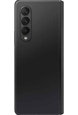 Samsung Galaxy Z Fold 3 Zwart
