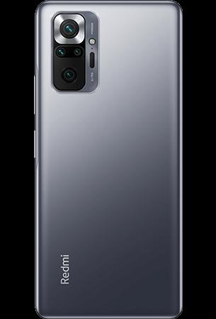 Xiaomi Redmi Note 10 Pro Zwart