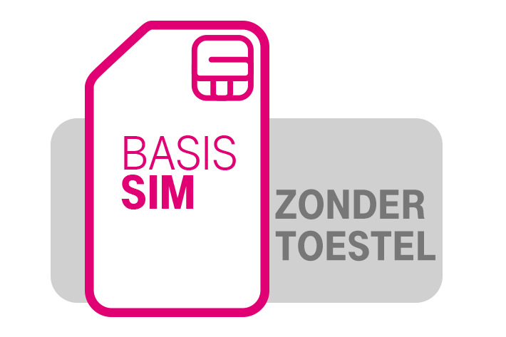 Verlengen met Basis Sim Only