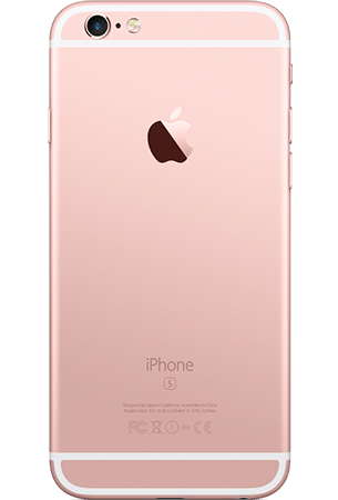 Apple iPhone 6S 32GB Roze