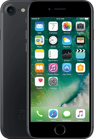 Apple Iphone 7 32gb Zwart T Mobile