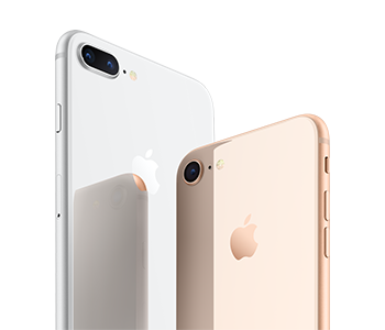 De camera's van de nieuwe iPhone 8 en de iPhone 8 Plus