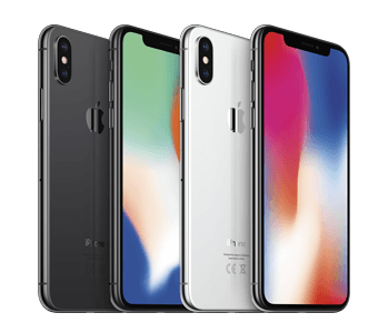 De camera van de nieuwe Apple iPhone X