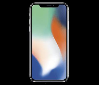 Het nieuwe beeldscherm van de Apple iPhone X