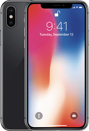 Apple Iphone X 64gb Zwart T Mobile