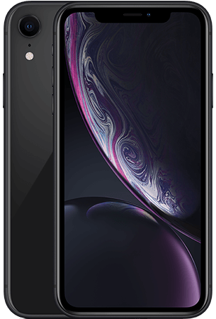 Apple Iphone Xr 64gb Zwart T Mobile