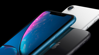 iPhone Xs behuizing