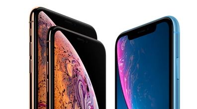 Scherm iPhone Xs