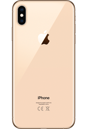 Apple iPhone XS Max 64GB Goud