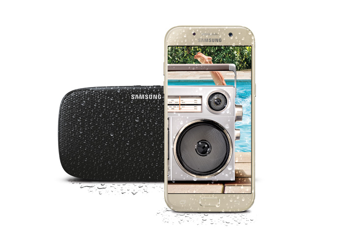 Gratis Speaker bij je Galaxy A3 of A5