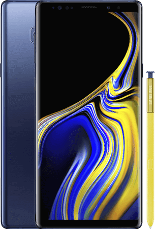 Samsung Galaxy Note 9 128gb Blauw T Mobile