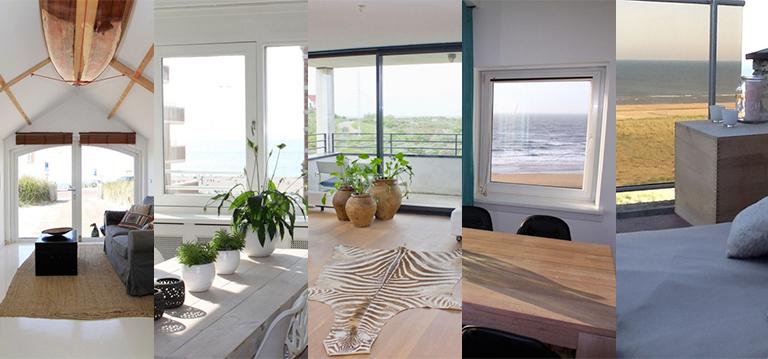 airbnb nederlandse kust