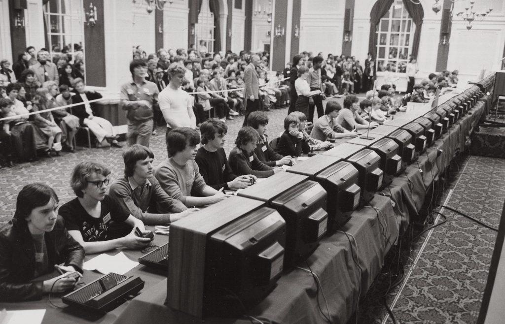 Atari-Space-Invaders