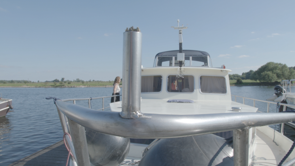 Drijvende flexplek de Orca