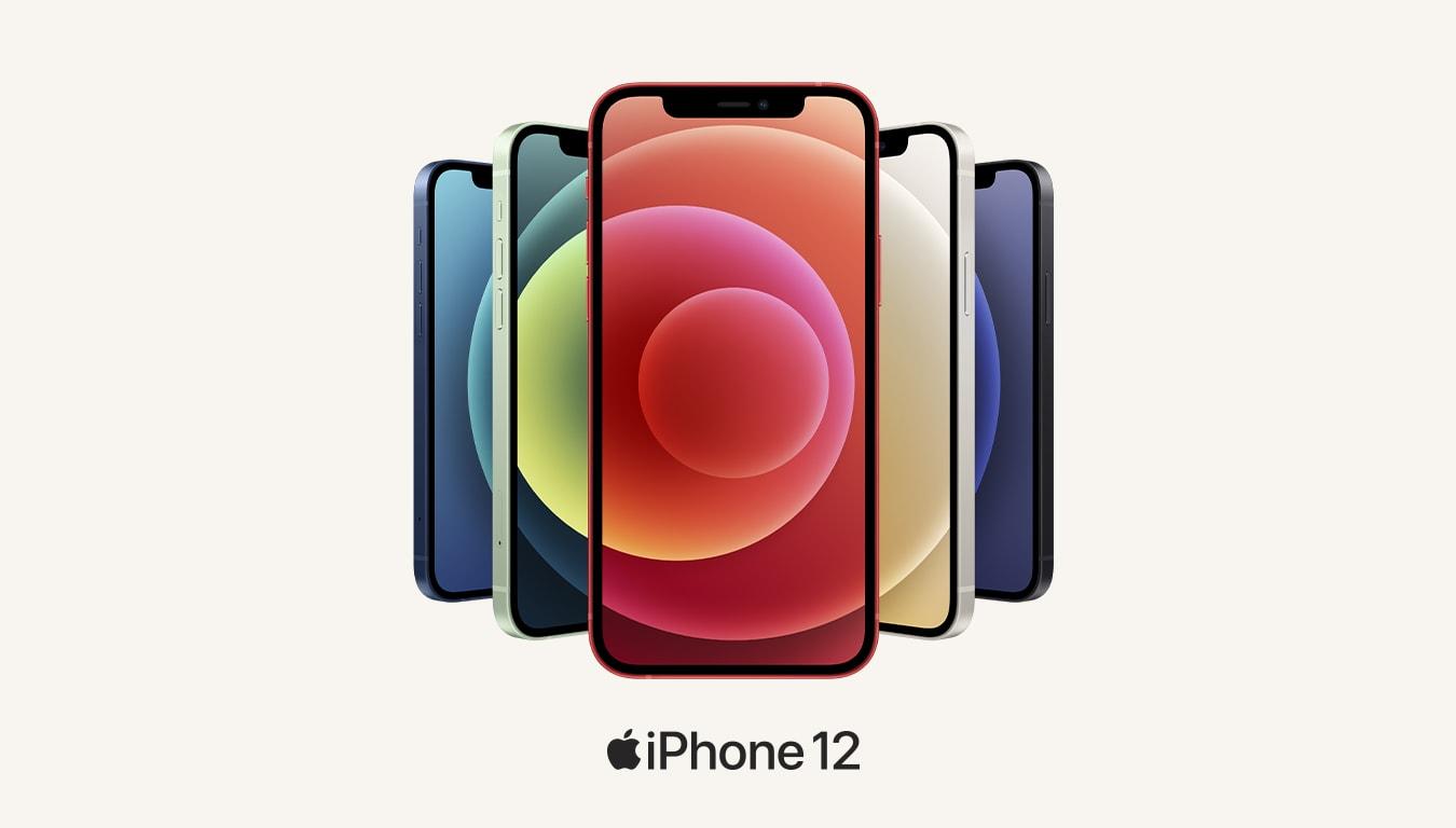iphone 12 vergelijking kopen