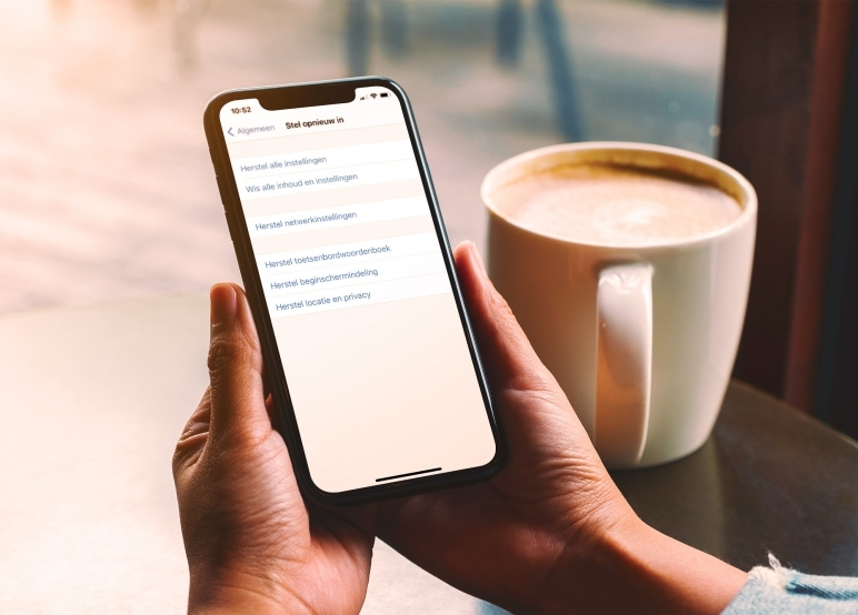 iphone fabrieksinstellingen terugzetten iphone resetten