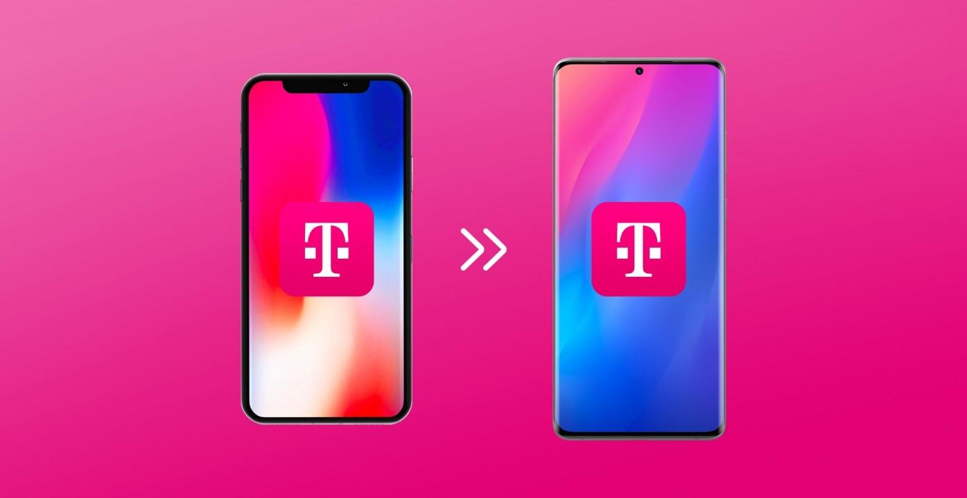 apps overzetten naar nieuwe telefoon