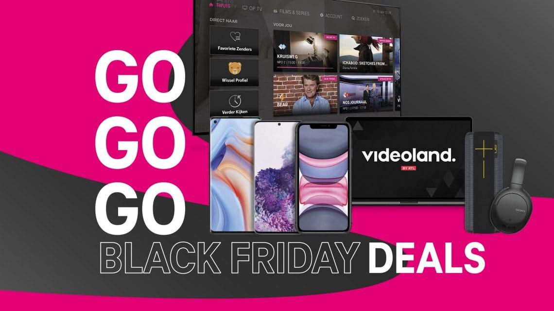 black friday korting go go go deals weken