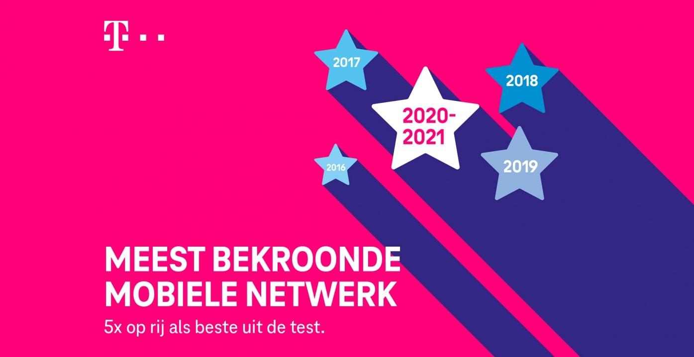 beste mobiele netwerk
