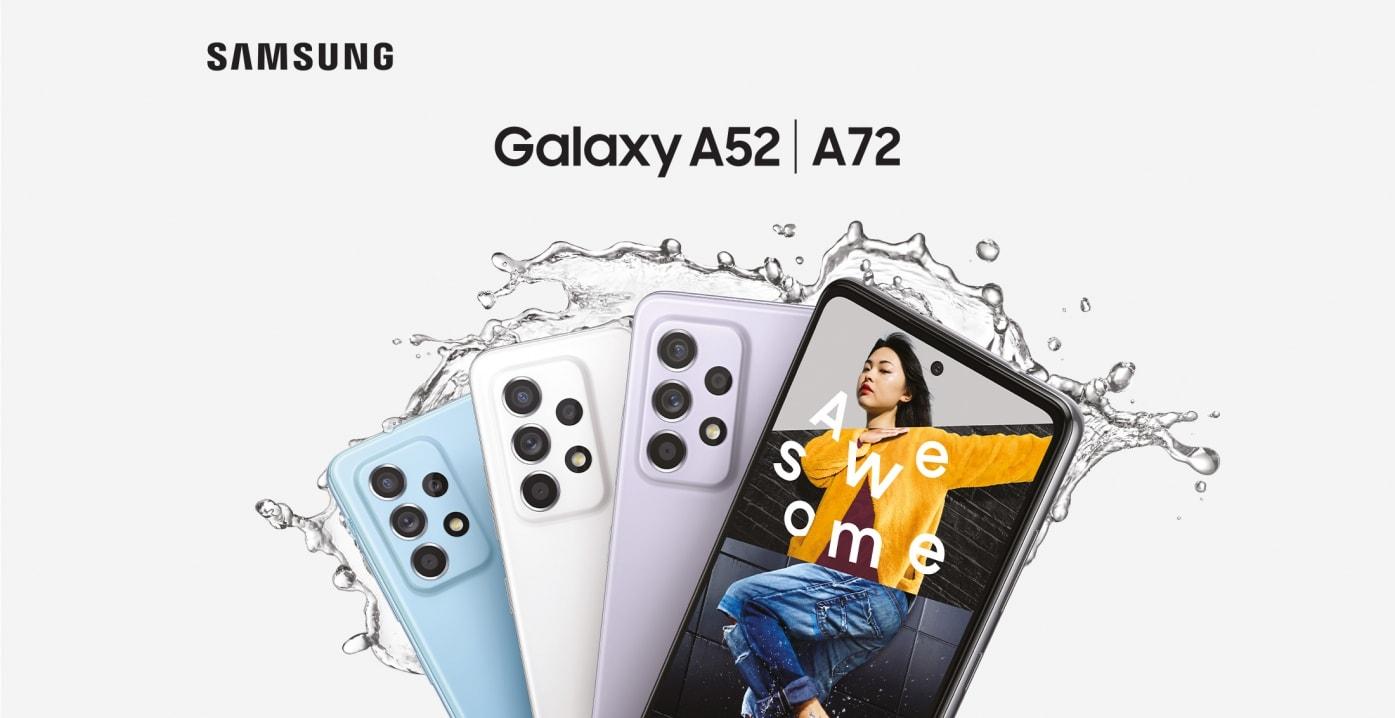 samsung galaxy a52 5g a72 unlimited
