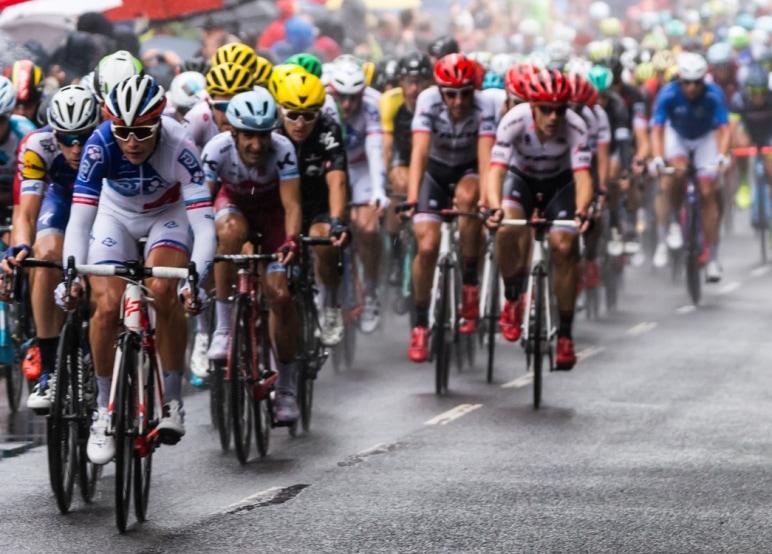 Tour de France live kijken bij T-Mobile