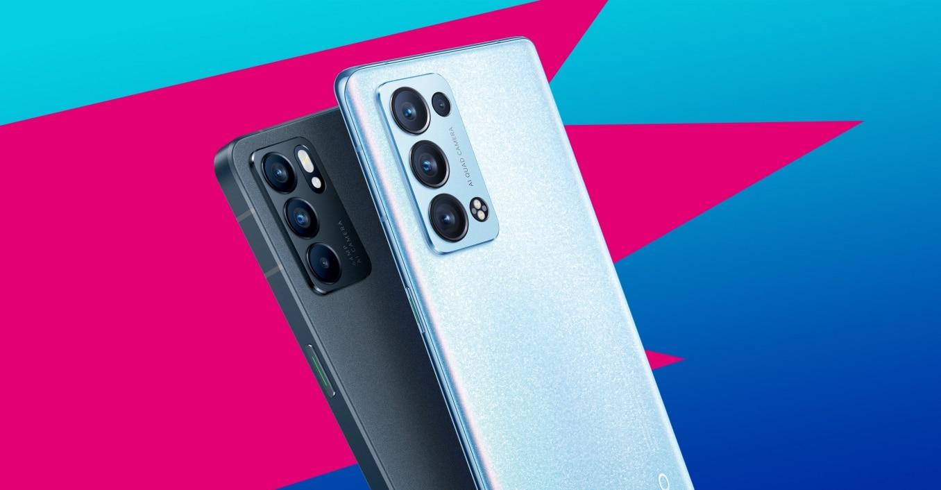 Oppo Reno6 Pro bij T-Mobile