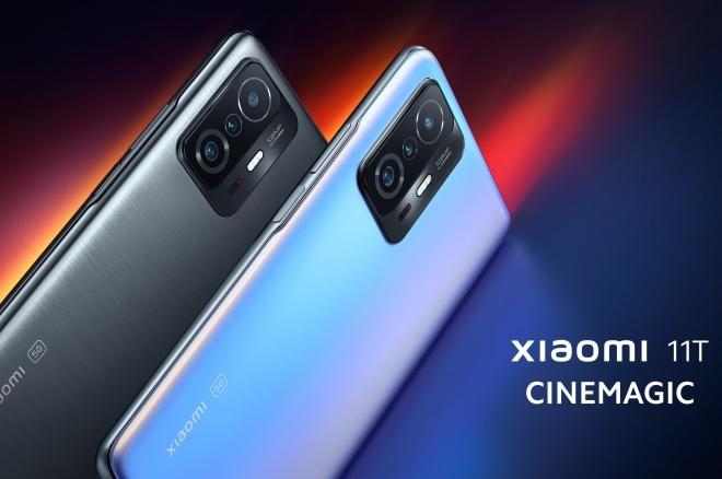 Xiaomi 11T en X11T Pro