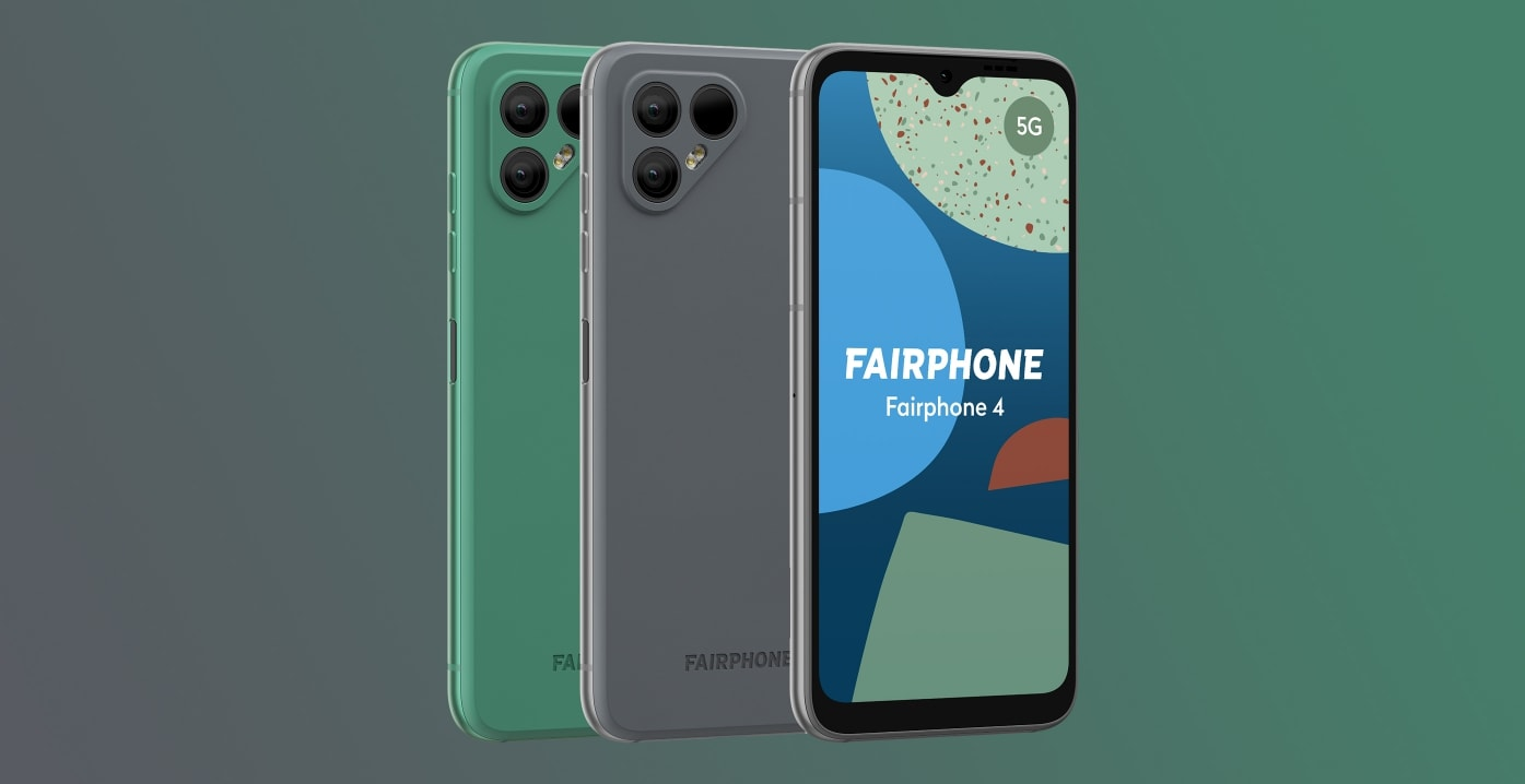 fairphone 4 duurzame telefoon