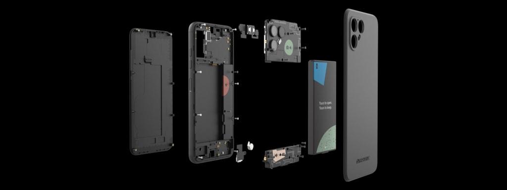 fairphone 4 modulaire smartphone