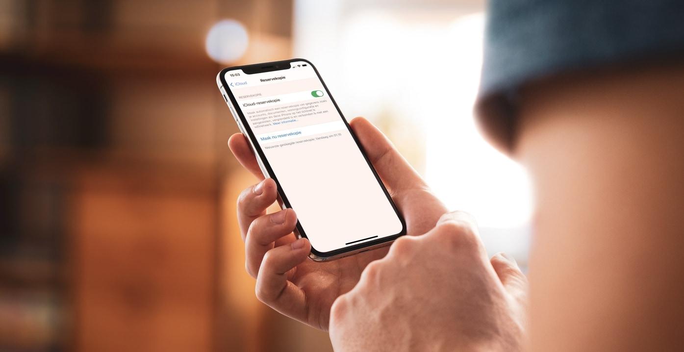 iphone reservekopie