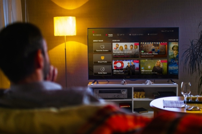 tmobile tv nieuwe tv app interactieve tv