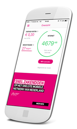 Download de My T-Mobile app